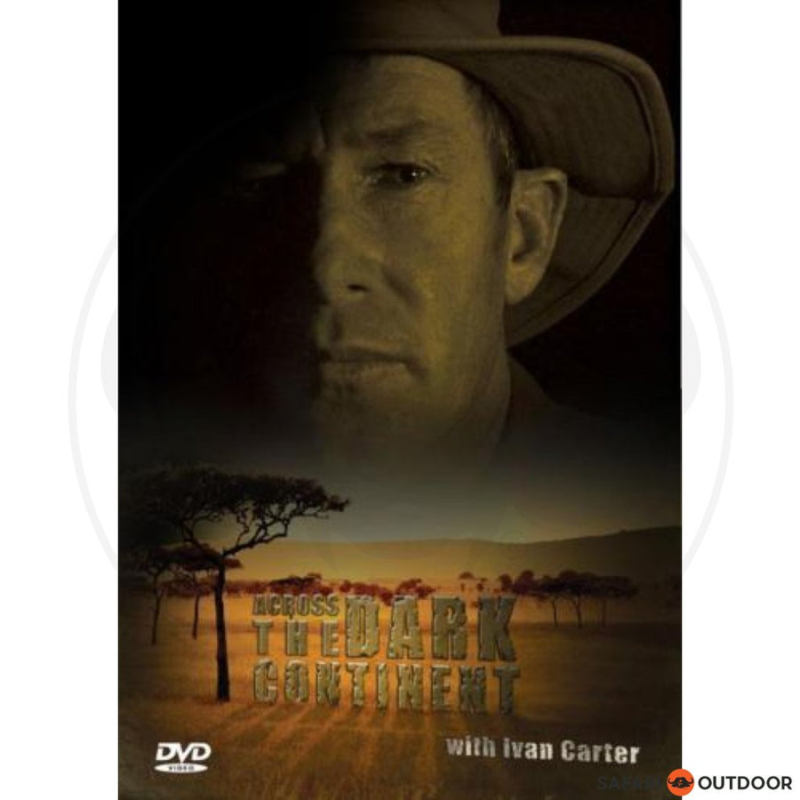 ACROSS THE DARK CONTINENT - IVAN CARTER (DVD)