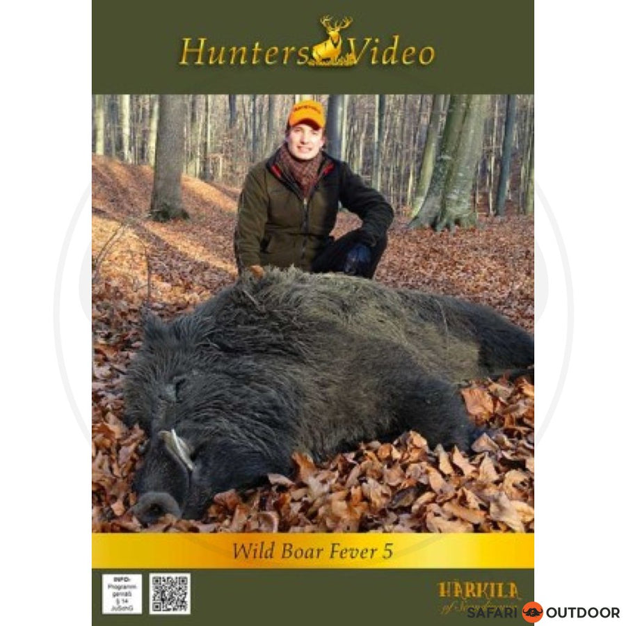 AIMPOINT WILD BOAR FEVER 5 (DVD)