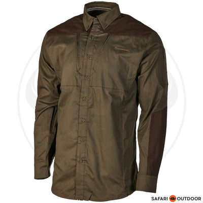 BROWNING UPLAND HUNTER SHIRT - LIGHT GREEN