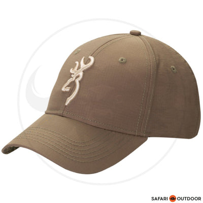 BROWNING CAP MEN OVER UNDER -OLIVE