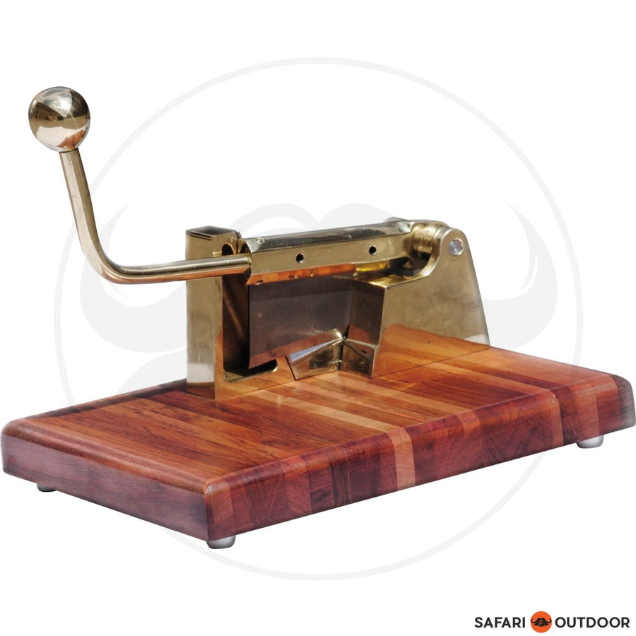 BIG BILLY BILTONG CUTTER RHODESIAN TEAK