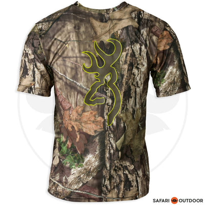 BROWNING MEN VAPOR MAX SHORT SLEEVE SHIRT - MOBUC