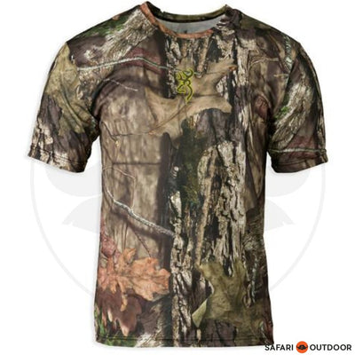 BROWNING MEN VAPOR MAX SHORT SLEEVE SHIRT - MOSGB