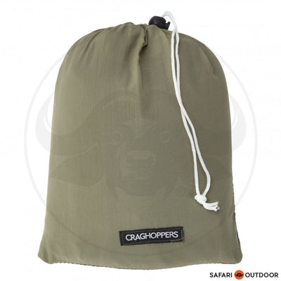 CRAGHOPPERS HAMMOCK TROPICAL SINGLE - OLIVE