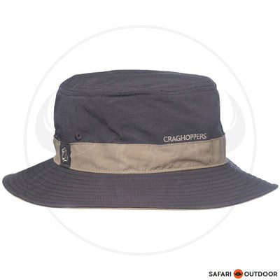 CRAGHOPPERS HAT MEN NOSILIFE JUNGLE - GREY