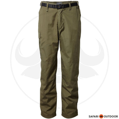 CRAGHOPPERS PANTS MEN CLASSIC KIWI - OLIVE