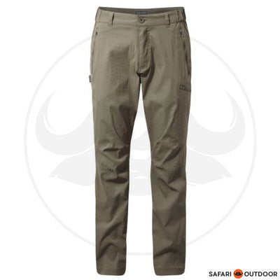 CRAGHOPPERS PANTS MEN KIWI -PEBBLE