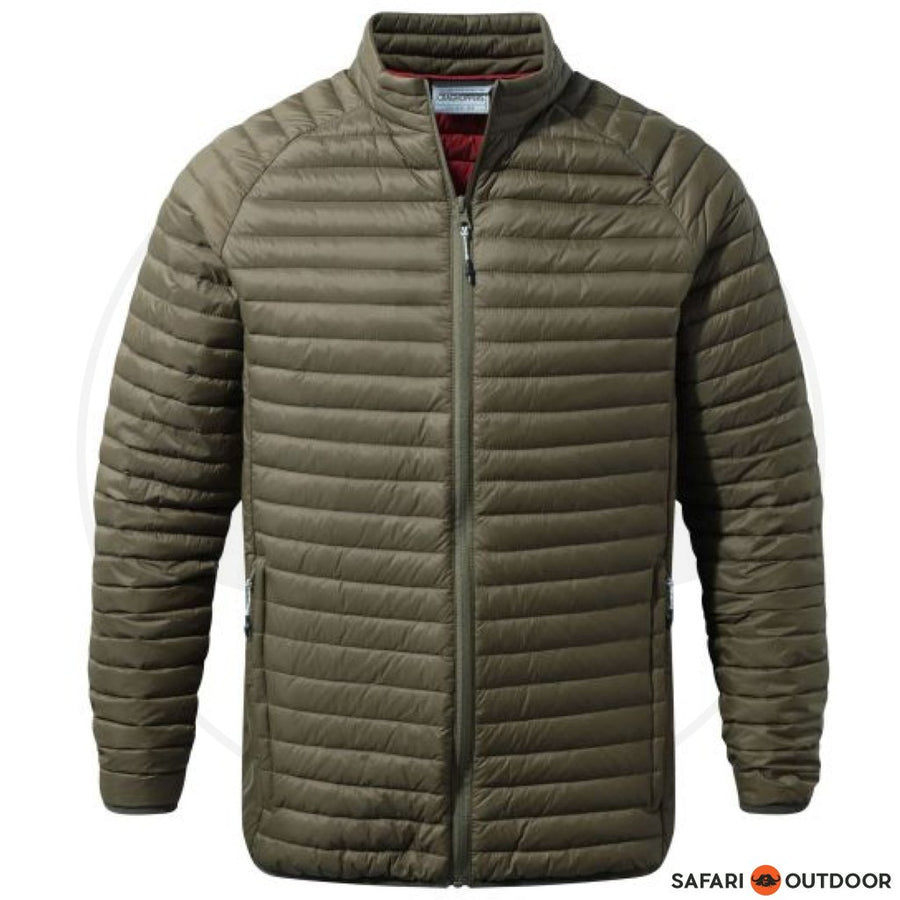 CRAGHOPPERS JACKET MEN VENTALITE II -DARK MOSS