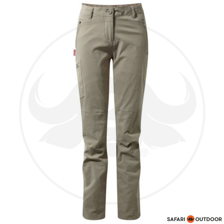 CRAGHOPPERS PANTS LADIES NL PRO MUSHROOM