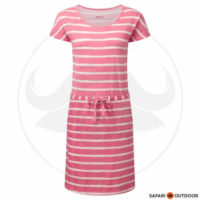 CRAGHOPPERS NOSILIFE LADIES BAILLY DRESS - WATERMELON