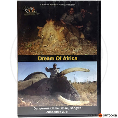 DREAM OF AFRICA (DVD)