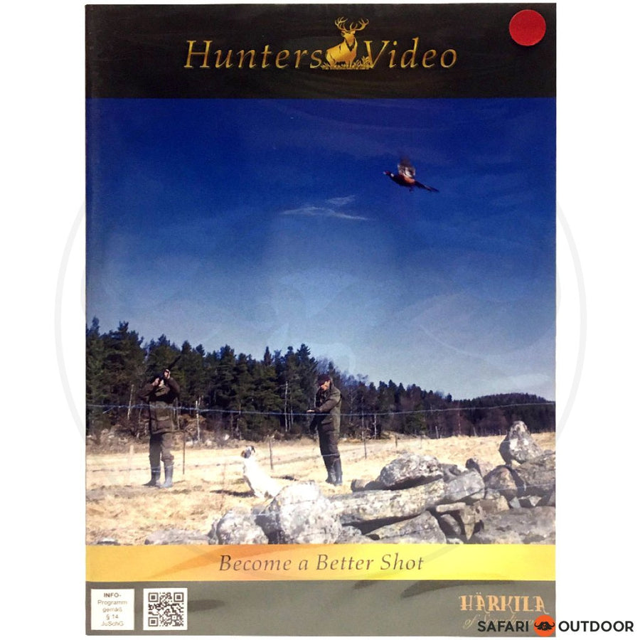 BECOME A BETTER SHOT (DVD)