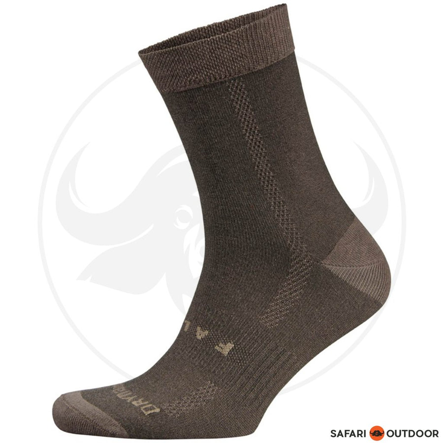FALKE SOCKS LINER SEAMLESS -WALNUT
