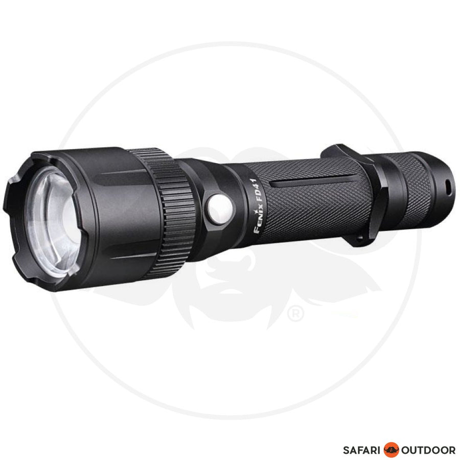 FENIX FLASHLIGHT LED FD41 900 LUMEN (CHARGE+BATT)