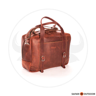 FILLY BAG NEW YORK -RED BROWN