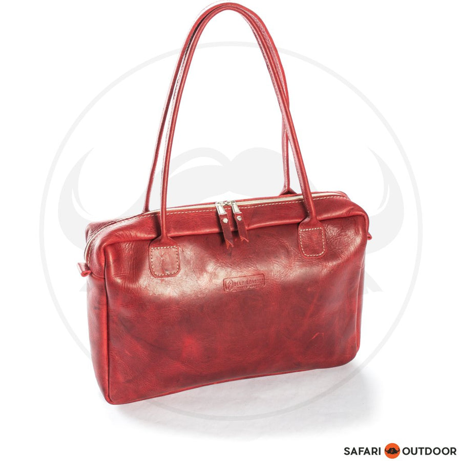 FILLY HANDBAG LIZEL- WARM RED