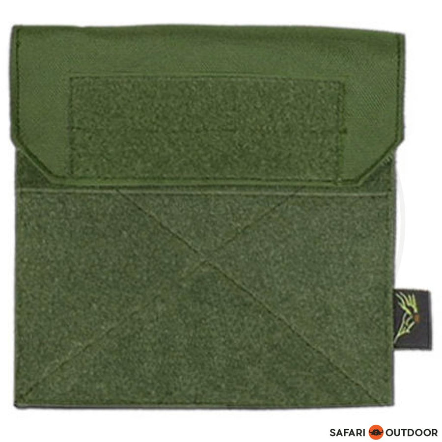 FLYYE MOLLE ADMINISTRATIVE STORAGE POUCH OLIVE