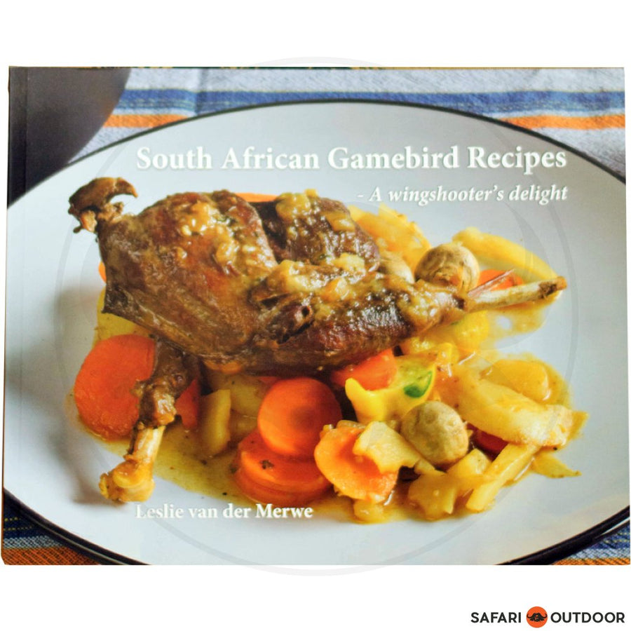 Books cooking for sale online in south africa safari outdoor south african gamebird recipes book forumfinder Images