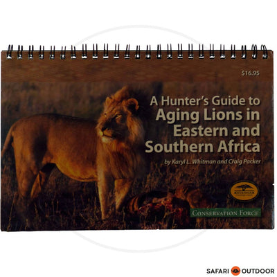 Hunters Guide To Aging Lions - Whitman (BOOK)