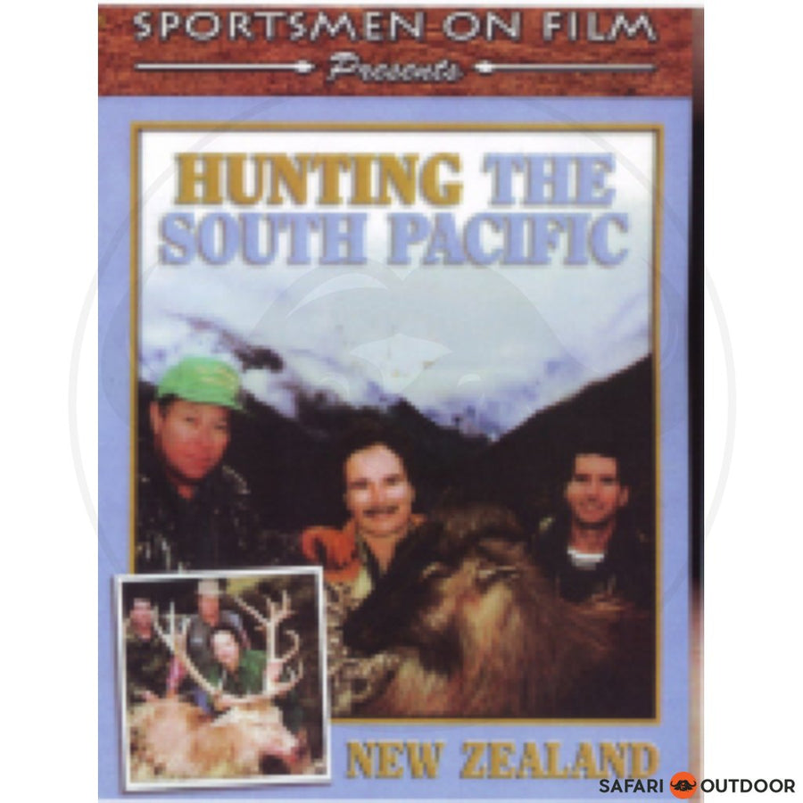 HUNTING THE SOUTH PACIFIC DVD