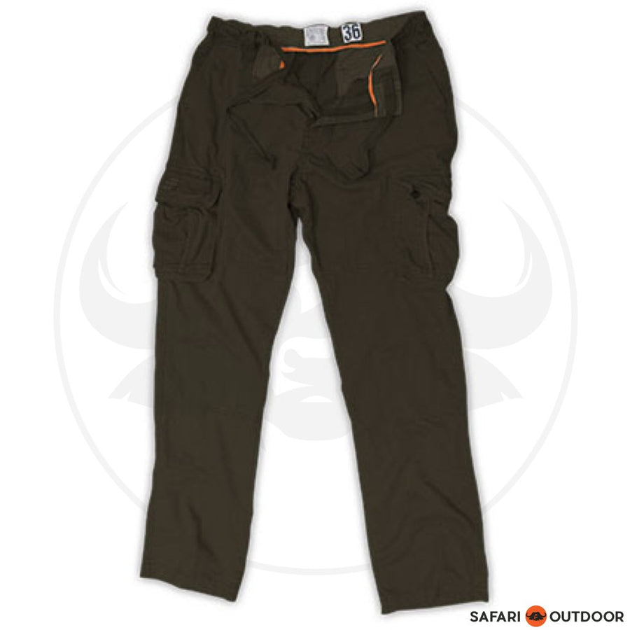 KAKIEBOS PANT MEN CARGO -BARK