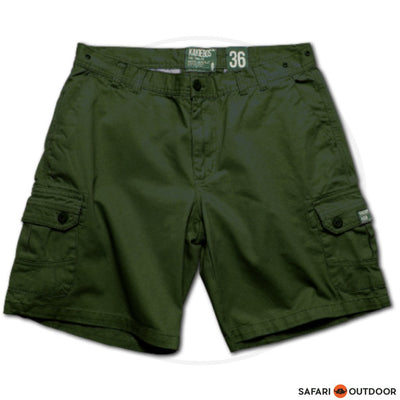 KAKIEBOS SHORT MEN RANGER -OLIVE
