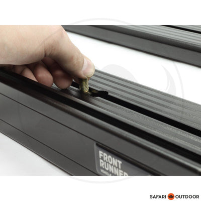 FRONT RUNNER GRAB-ON SLIMLINE II ROOF RACK KIT / 1165 (W) X 1156 (L)