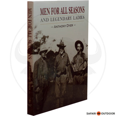 MEN ALL SEASONS AND LEGENDARY LADIES-ANTHONY (BOOK)