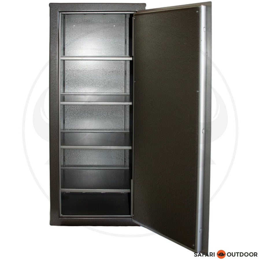 MAGNUM RIFLE SAFE 5-9 TOP SHELF & 3 SHELVES IN DOOR