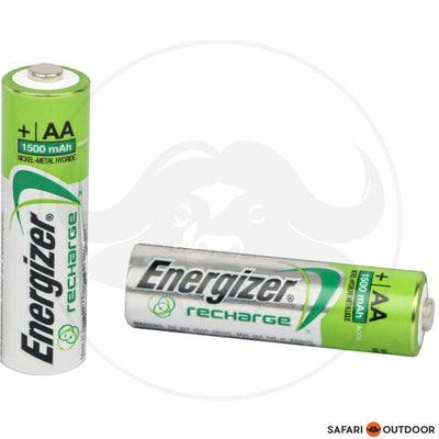 ENERGIZER COMPACT CHARGER + AA (X4) - 1500 MAH BATTERIES