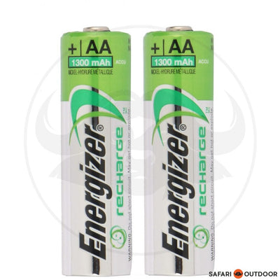 ENERGIZER VALUE CHARGER + (4X) AA - 1300 MAH BATTERIES
