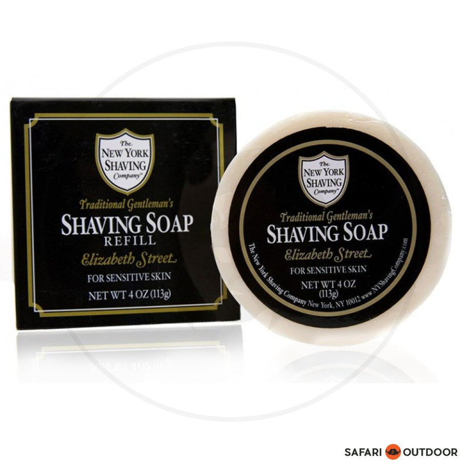 NEW YORK SHAVE ELIZABETH STREET SHAVE SOAP REFILL