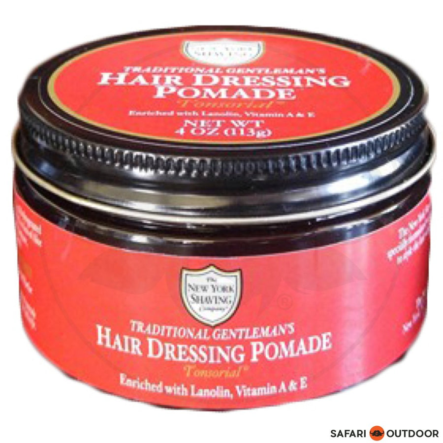 NEW YORK SHAVE HAIR STYLING POMADE