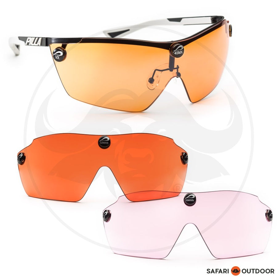 GLASSES PILLA PANTRX7 MAX3.0KIT 32MXB,45MAX,69MWN