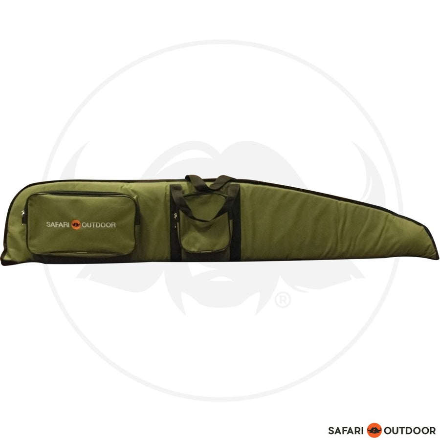 SAFARI OUTDOOR VARMINT GREEN RIFLE BAG