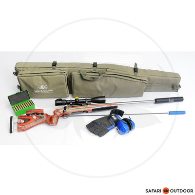 Rifle Bag S&O Drag Bag