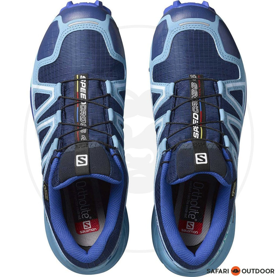 SALOMON SHOES MEN SPEEDCROSS 4 - BLUE