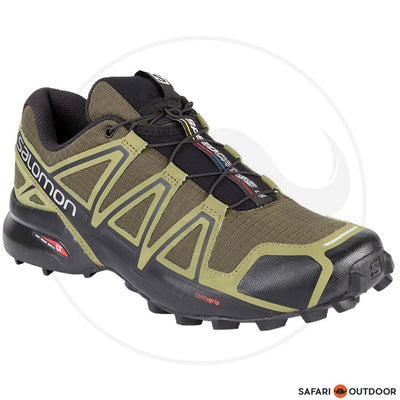 SALOMON SHOE  MEN -SPEEDCROSSOLIVE
