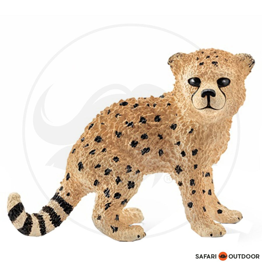 SCHLEICH CHEETAH CUB TOY