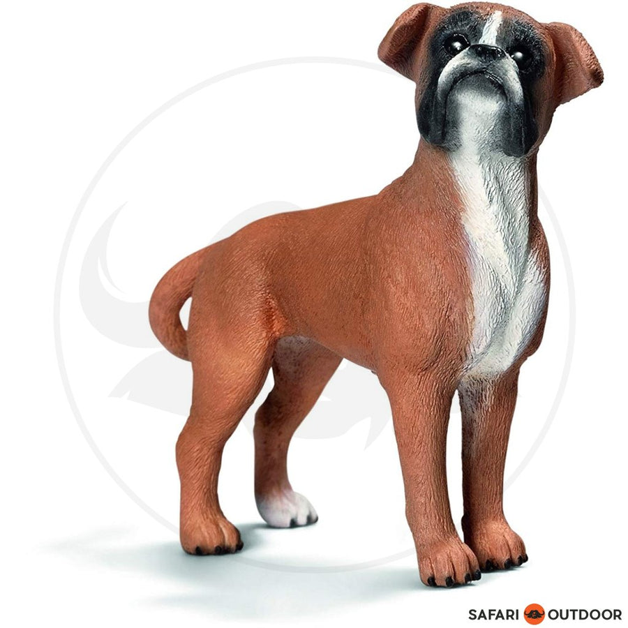 SCHLEICH BOXER FEMALE TOY