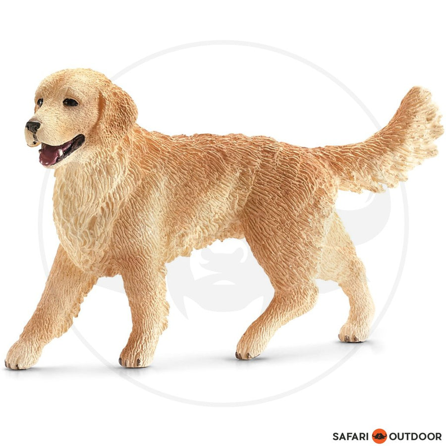 SCHLEICH GOLDEN RETRIEVER MALE TOY