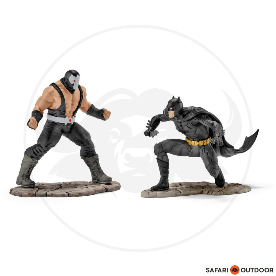 SCHLEICH BATMAN V SUPERMAN SCENERY PACK TOY
