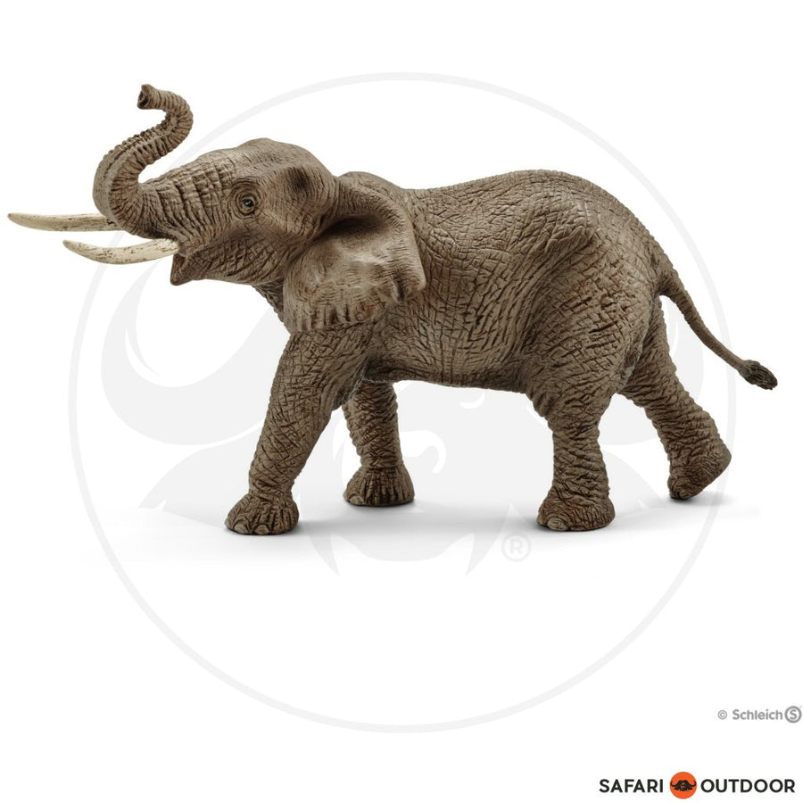 SCHLEICH AFRICAN ELEPHANT FAMILY TOY