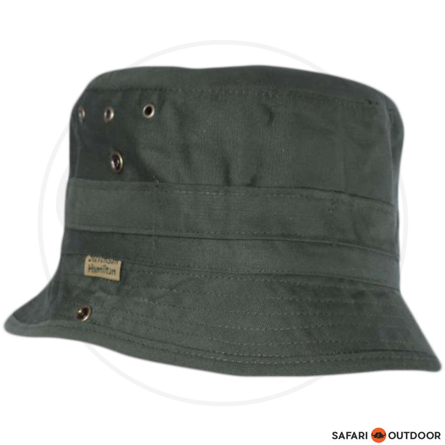 SH BUSH HAT OLIVE MEDIUM