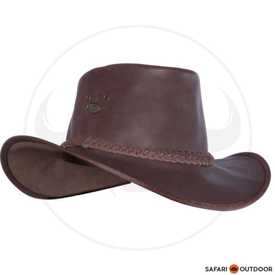 STEVENSON HAMILTON  SURVIVOR HAT -TAN