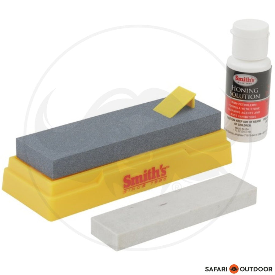 SMITHS 2 STONE SHARPENING KIT