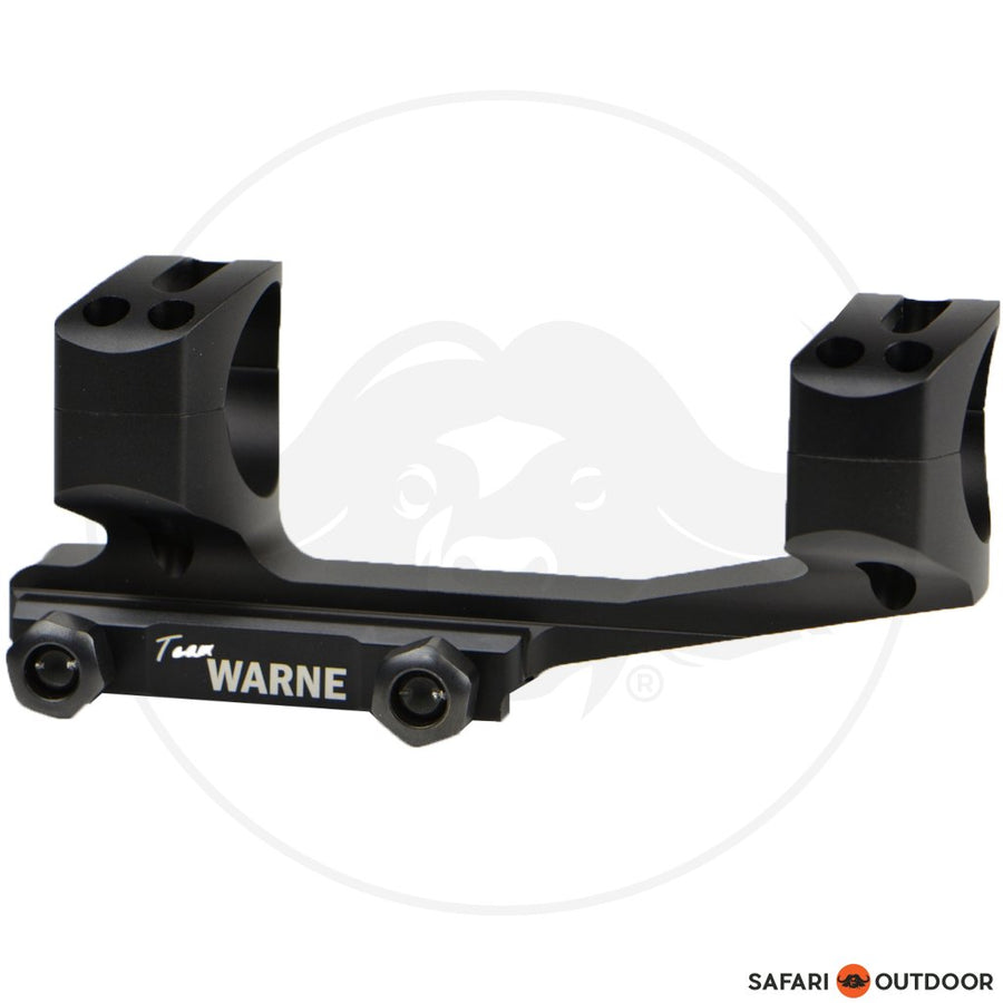 WARNE 1P SKEL MOUNT 30MM BASE