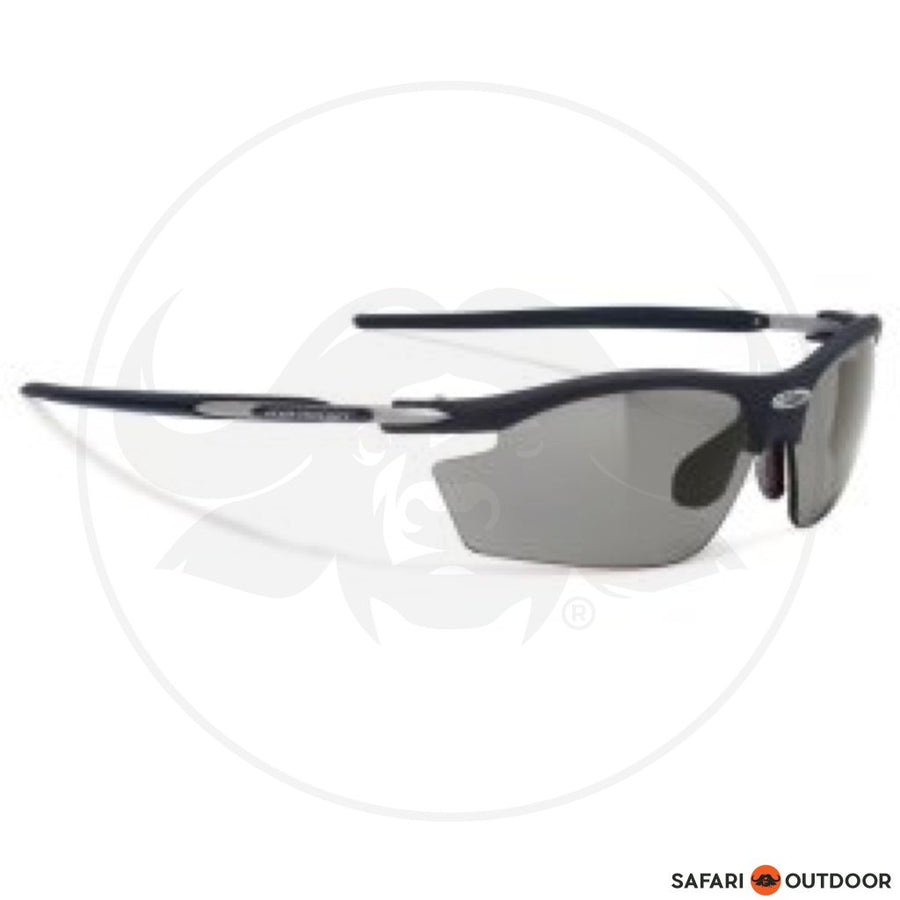 RUDY RYDON IMPACTX PHT CLEAR 2 BLACK MATTE GLASSES