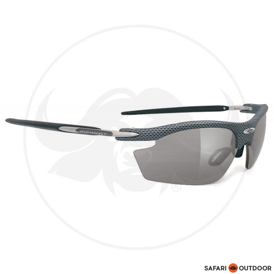 RUDY RYDON CLEAR 2 BLACK CARBON GLASSES