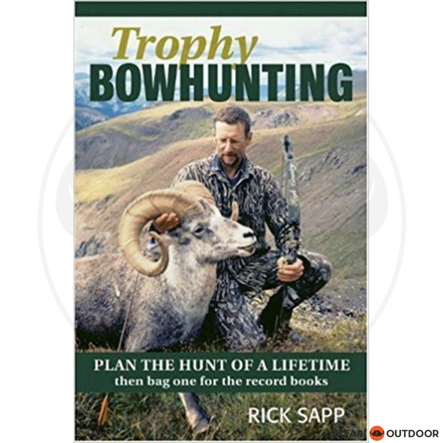 BOOK TROPHY BOWHUNTING - SAPP (BOOK)
